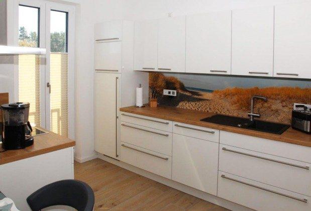 küchenzeile Baabe Ferienwohnung 40 Himmelsnest Ref. 213701 Villa Strandläufer