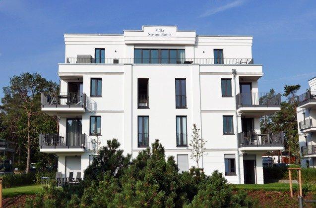 Aussenansicht Baabe Ferienwohnung 40 Himmelsnest Ref. 213701 Villa Strandläufer