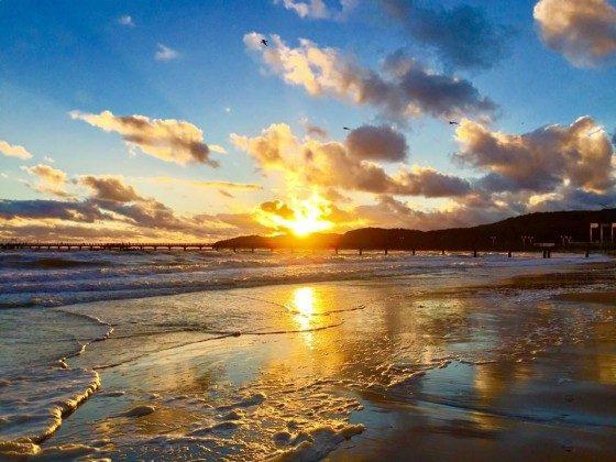 Strandimpressionen Baabe Ferienwohnung 40 Ref. 213701 im Villen-Ensemble