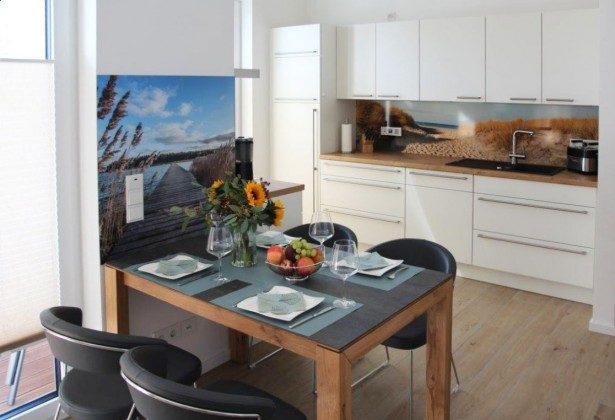Essplatz Baabe Ferienwohnung 40 Himmelsnest Ref. 213701 Villa Strandläufer