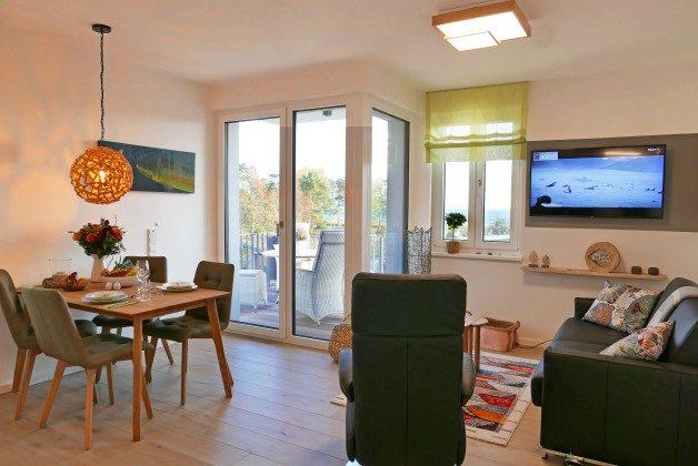 Wohnzimmer Ferienwohnung Pura Vida 34 Ref. 215429-1 Baabe, Villen-Ensemble