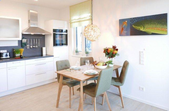 Küchenbereich Ferienwohnung Pura Vida 34 Ref. 215429-1 Baabe, Villen-Ensemble