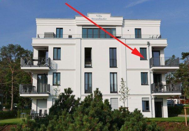 Villa Strandläufer im Villen-Ensemble  Ferienwohnung Pura Vida 34 Ref. 215429-1 Villa Strandläufer