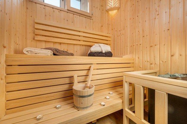 """Sauna,  Ferienwohnung 39 """"Sonne und Meer"""" Ref. 215506 im Villen-Ensemble Baabeb"""