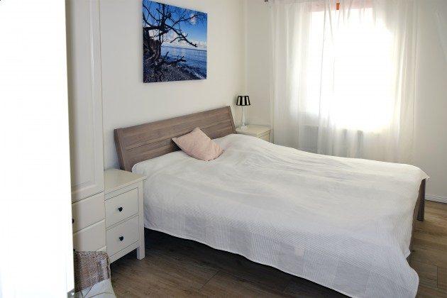 Schlafzimmer 1 Rügen Ferienwohnung Meeresrauschen A 2.01 Ref. 219689