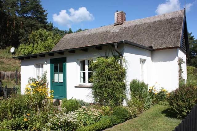 Ferienhaus Rügen mit Kamin
