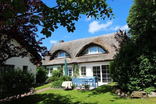 Ferienhaus Rügen mit Golf-Möglichkeit