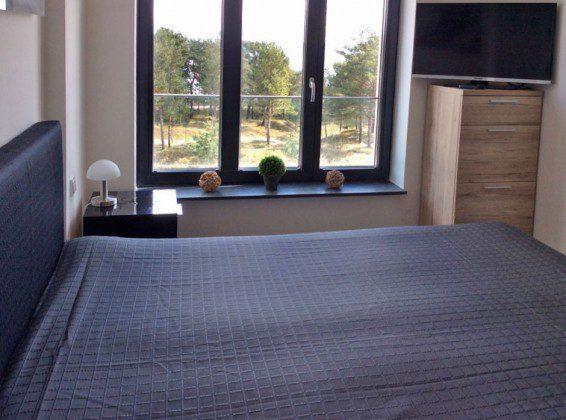 Schlafzimmer Rügen Prora Ferienwohnung Nadine Ref. 181243