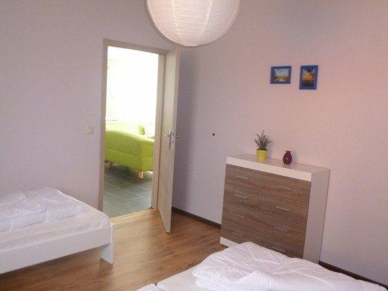Schlafzimmer 2 Rügen Lancken Haus Lavendel Ref. 137270-2