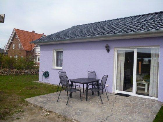 Terrasse Rügen Lancken Haus Lavendel Ref. 137270-2