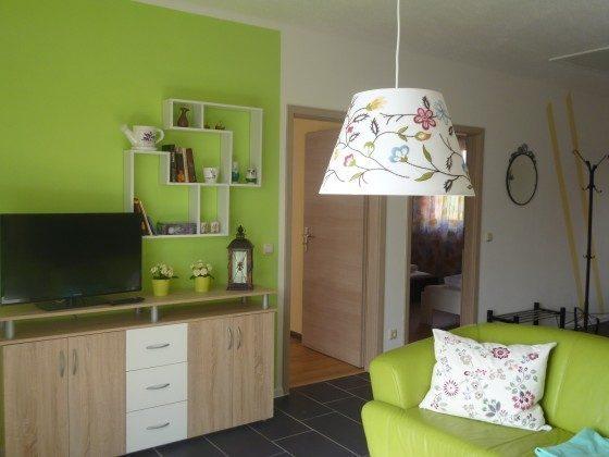 Wohnzimmer Rügen Lancken Haus Lavendel Ref. 137270-2
