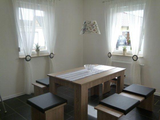 Essecke Küche Rügen Lancken Haus Lavendel Ref. 137270-2