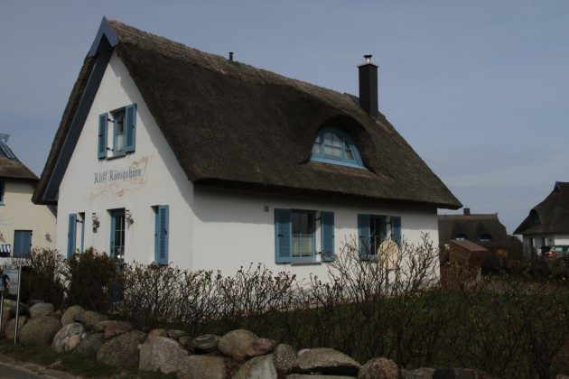 Ferienwohnung Rügen mit Kamin