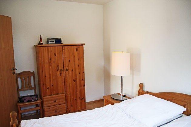 Schlafzimmer Wohnung 1  Ferienwohnungen Ref. 154667-1