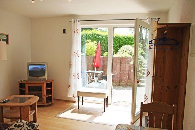 Terrasse Wohnung 1 Ferienwohnungen Ref. 154667-1