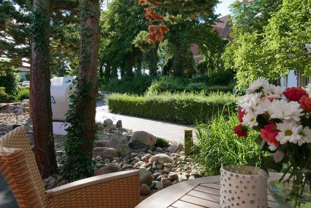 Terrasse_Lancken-Granitz Ferienwohnung Halina Ref. 212176