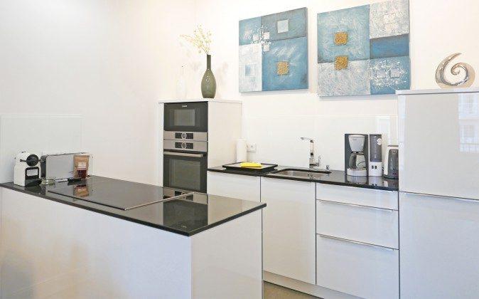 Küchenbereich First Sellin Meereskristall Ref: 194226
