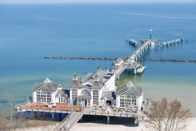Blick auf die Selliner Seebrücke First Sellin Meereskristall Ref: 194226