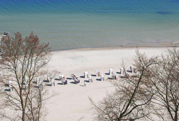Strand von Sellin First Sellin Meereskristall Ref: 194226