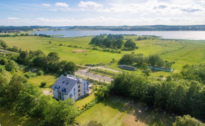 Blick bis zum See Haus Sellin Strandmuschel Ref: 96171-1