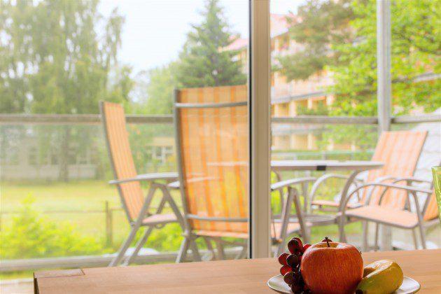 Terrasse Haus Sellin Strandmuschel Ref: 96171-1