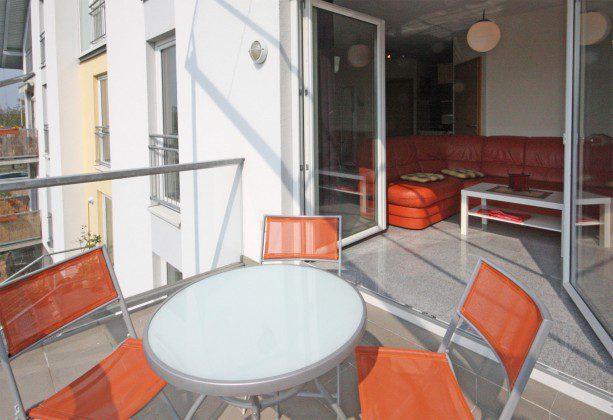 Terrasse Haus Sellin Fewo Segeljolle Ref: 96171-2