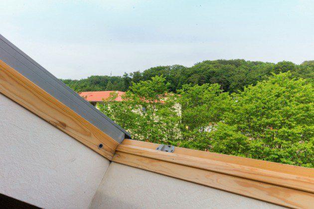 Blick aus Schlafzimmer 1 Haus Sellin Wohnung Nr. Seestern Ref: 96171-3
