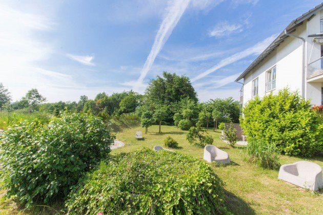 Garten vom Haus Sellin Haus Sellin Wohnung Nr. Seestern Ref: 96171-3
