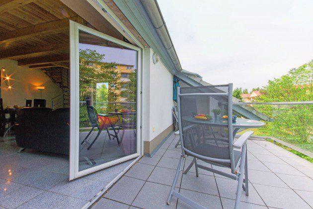 Terrasse Haus Sellin Wohnung Nr. Seestern Ref: 96171-3