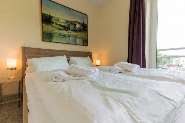 Schlafzimmer 2 Sellin Ferienwohnung Anker Ref: 96171-4