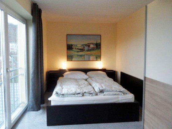Schlafzimmer 2 Sellin Ferienwohnung Möwe Ref: 96171-6