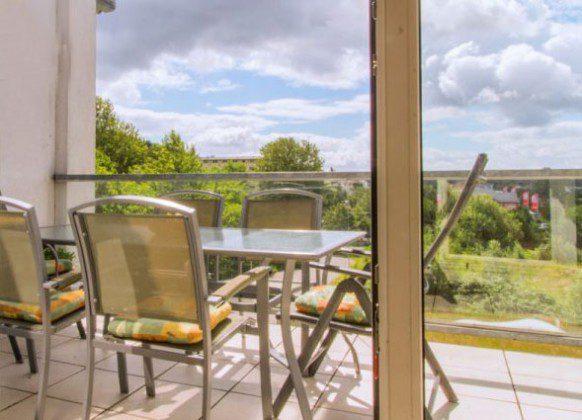 Balkon Sellin Ferienwohnung Möwe Ref: 96171-6