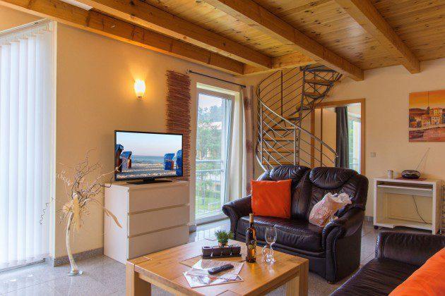 Wohnbereich Sellin Ferienwohnung Möwe Ref: 96171-6