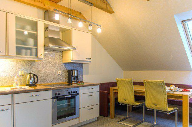 Küchenbereich Sellin Ferienwohnung Möwe Ref: 96171-6