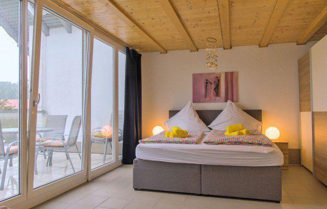 Schlafzimmer 1 Sellin Ferienwohnung Möwe Ref: 96171-6