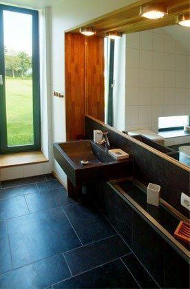 Ferienhaus am See Ref. 14215 - Badezimmer