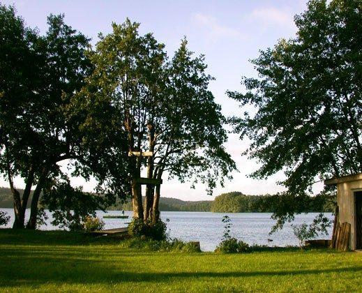 Ferienhaus am See Ref. 14215 - Umgebung