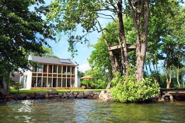 Ferienhaus am See Ref. 14215 - Aussenansicht
