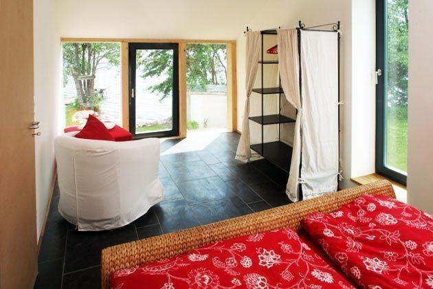 Ferienhaus am See Ref. 14215 - Schlafzimmer 1