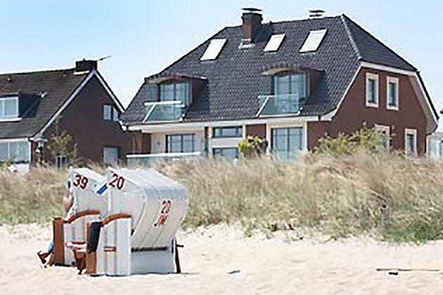 Scharbeutz Ferienwohnung am Meer