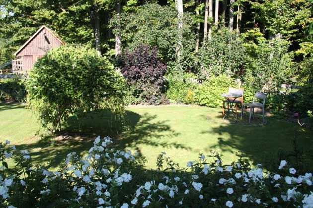 Schlei Ferienwohnung Thomsen Garten  146123