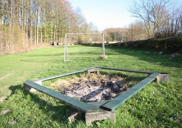 Schlei Ferienwohnung Thomsen Feuerstelle 146123