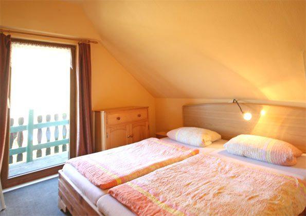 Schlafzimmer 1 mit Doppelbett 146123