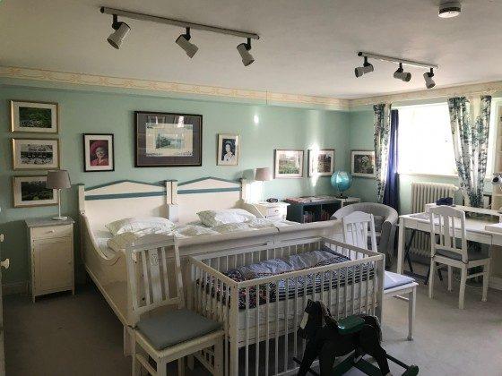 Gelbes Schlafzimmer Schlei Ferienwohnung Country Garden Ref: 176429