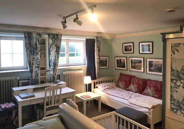 Rotes Schlafzimmer Schlei Ferienwohnung Country Garden Ref: 176429