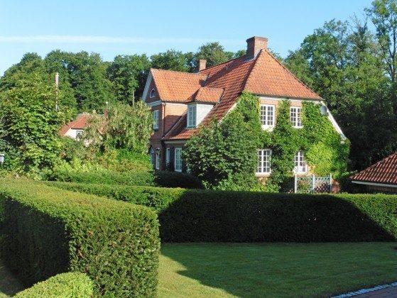 Aussen Schlei Ferienwohnung Country Garden Ref: 176429