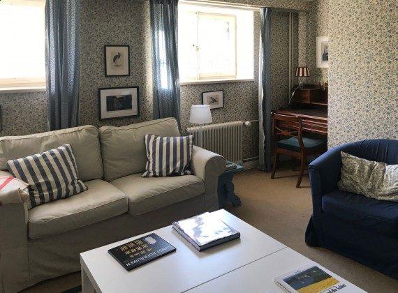 Wohnzimmer Schlei Ferienwohnung Country Garden Ref: 176429