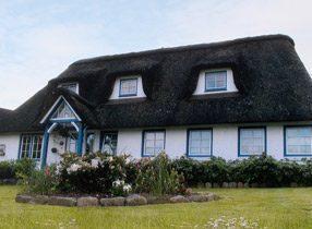 Appartment Schleswig-Holstein mit Garten