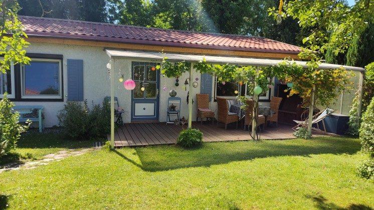 Ferienhaus Usedom mit Badeurlaub-Möglichkeit