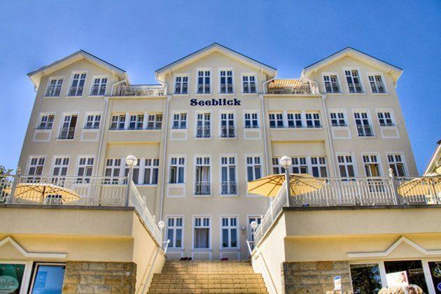 Ferienwohnung Usedom mit Badeurlaub-Möglichkeit